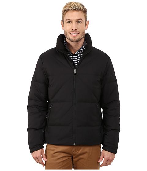 Imbracaminte Barbati Nautica Solid Down Quilted Jacket True Black