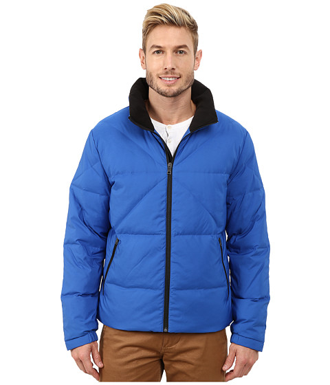 Imbracaminte Barbati Nautica Solid Down Quilted Jacket Crest Blue