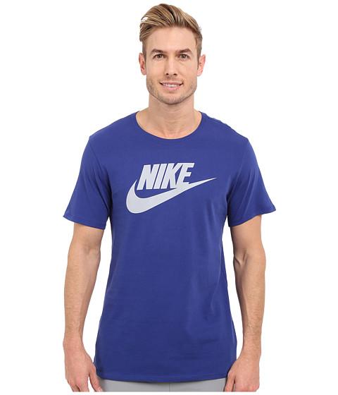 Imbracaminte Barbati Nike Futura Icon Tee Deep Royal BlueDeep Royal BlueWolf Grey