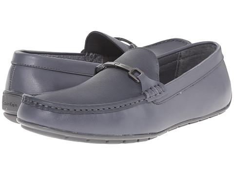 Incaltaminte Barbati Calvin Klein Isley Grey Leather