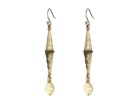 Bijuterii Femei Lucky Brand Geo Drop Earrings Gold