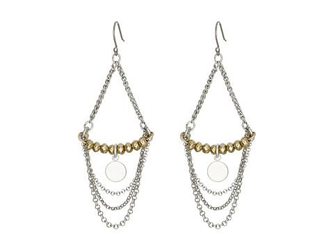 Bijuterii Femei Lucky Brand Two-Tone Chandelier Earrings Two-Tone