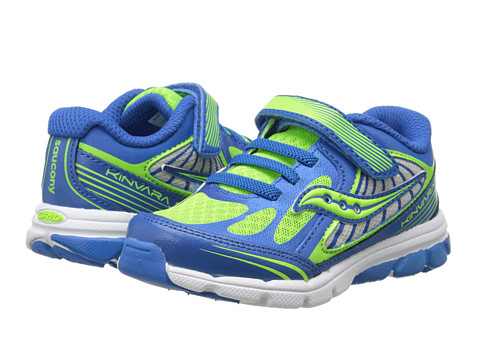 Incaltaminte Baieti Saucony Kinvara 5 (ToddlerLittle Kid) BlueGreen