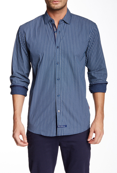 Imbracaminte Barbati English Laundry Long Sleeve Woven Shirt TE