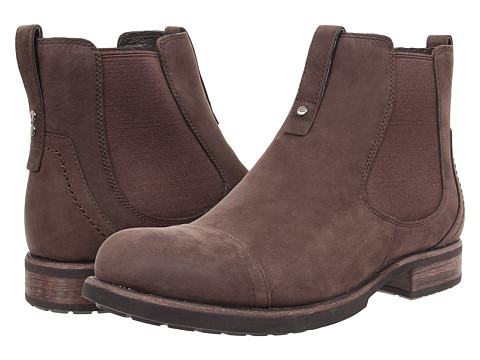 Incaltaminte Barbati UGG Gallion Espresso Leather