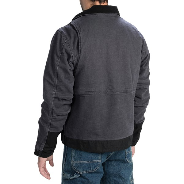 Imbracaminte Barbati Carhartt Full Swing Rugged Flex Jacket - Insulated SHADOW (01)