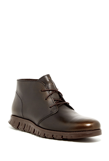 Incaltaminte Barbati Cole Haan Zerogrand Chukka Boot - Wide Width Available COPPER MET