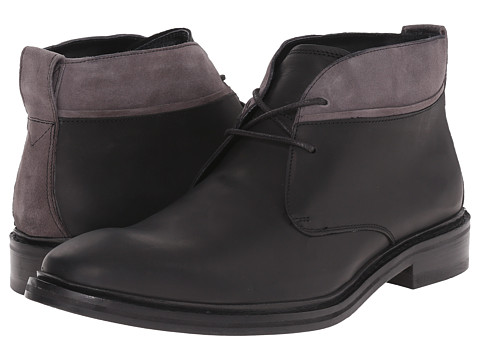 Incaltaminte Barbati Cole Haan Williams Welt Chukka II Black