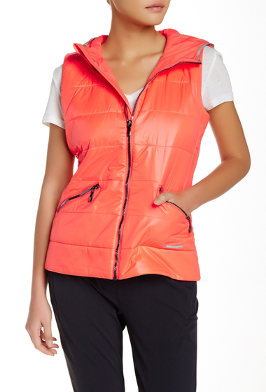 Imbracaminte Femei adidas Isolation Vest CORAL
