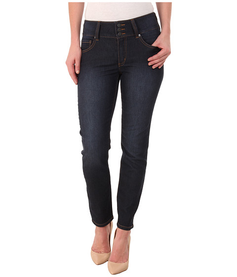Imbracaminte Femei Miraclebody Jeans Mindie Ankle Jeans in Vail Blue Vail Blue