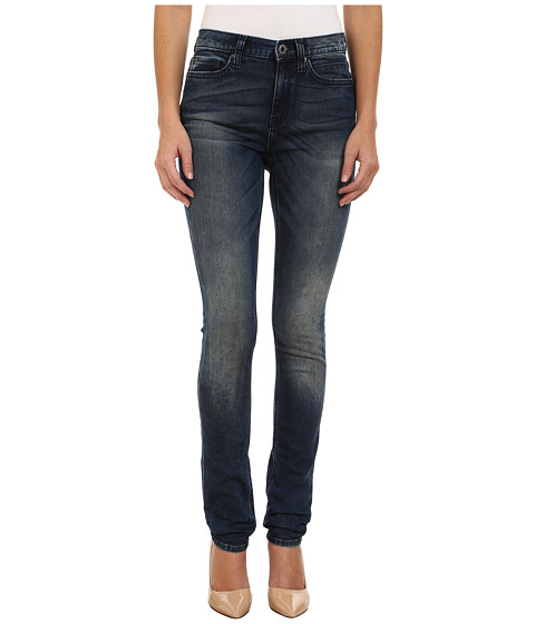 Imbracaminte Femei DKNY Manhattan High Rise Jeans in Kurt Wash Kurt Wash