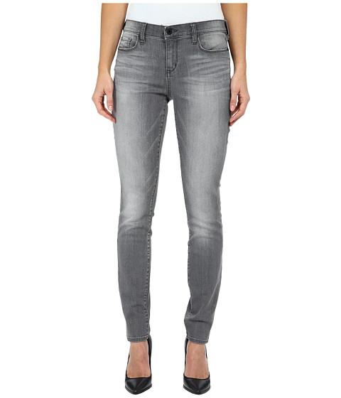 Imbracaminte Femei DKNY City Ultra Skinny in Grey Grey