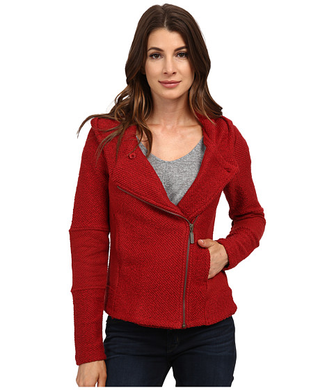 Imbracaminte Femei Lucky Brand Hooded Active Jacket Red Multi