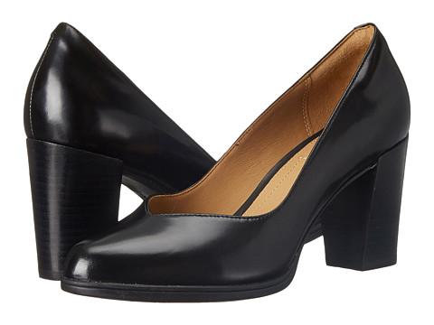 Incaltaminte Femei Clarks Kadri Leah Black Leather