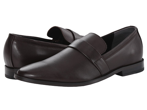 Incaltaminte Barbati Calvin Klein Nye Dark Brown Leather