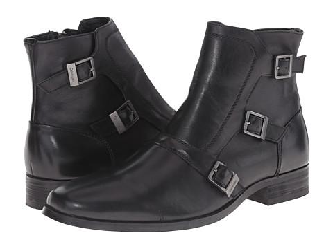 Incaltaminte Barbati Calvin Klein Stark Black Leather