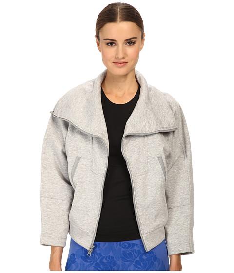 Imbracaminte Femei Adidas by Stella Mccartney We Fleece S15157 Pearl Grey Heather
