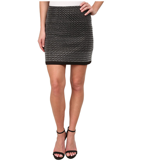 Imbracaminte Femei French Connection Diamond Rock Jersey Skirt 73EAL Black
