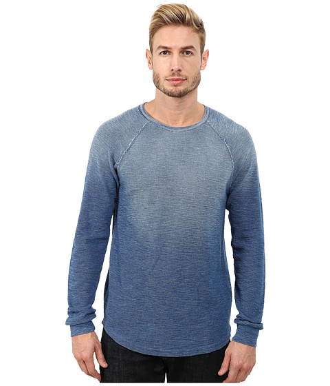 Imbracaminte Barbati Lucky Brand Long Sleeve Thermal Henley Indigo