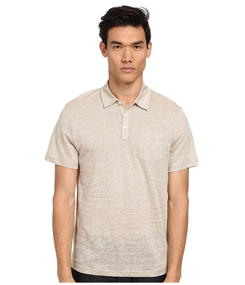 Imbracaminte Barbati Michael Kors Linen Cotton Polo Sand