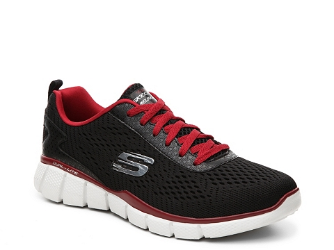 Incaltaminte Barbati SKECHERS Equalizer 20 Settle The Score Sneaker - Mens BlackRed