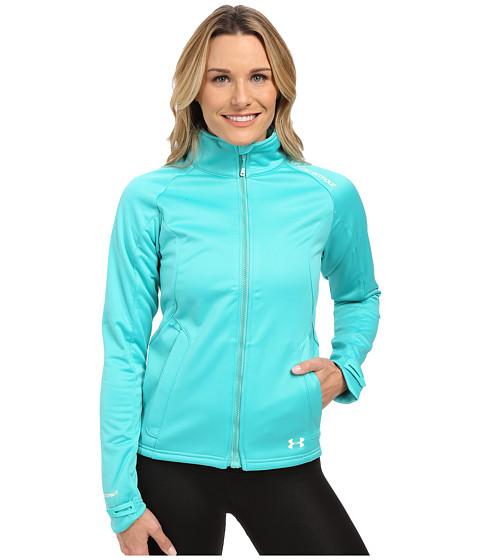 Imbracaminte Femei Under Armour UA Coldgear Infrared Softershell Jacket Neptune
