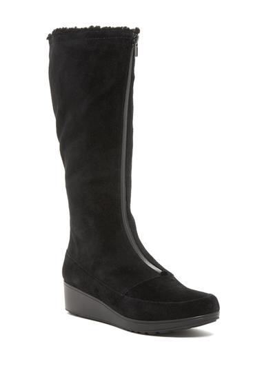 Incaltaminte Femei Cole Haan Yonkers Waterproof Faux Fur Lined Boot BLACK WP S
