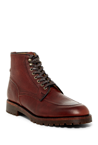 Incaltaminte Barbati Frye Walter Country Lace-Up Boot CHESTNUT