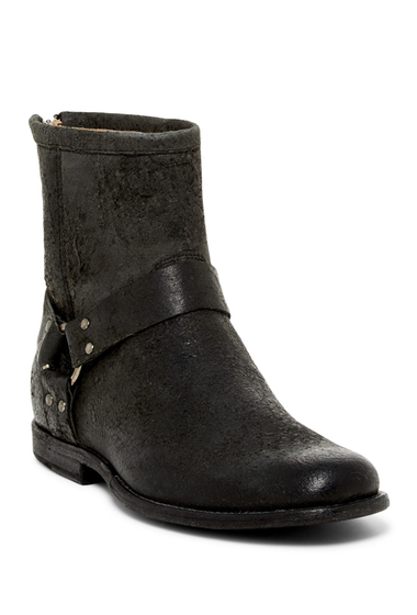 Incaltaminte Barbati Frye Phillip Harness Boot BLACK