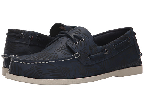 Incaltaminte Barbati Tommy Hilfiger Bowman 4 Dark Blue Leather