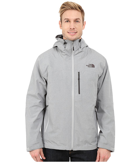 Imbracaminte Barbati The North Face ThermoBalltrade Triclimatereg Jacket High Rise Grey Heather