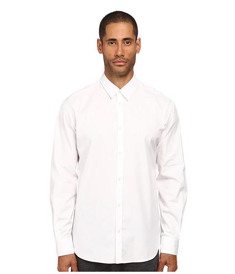 Imbracaminte Barbati DSQUARED2 Fortune Relaxed Dan Button Up Shirt White