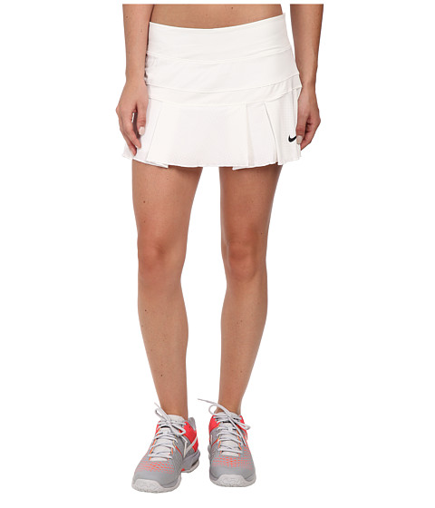 Imbracaminte Femei Nike Victory Breathe Skort WhiteBlack
