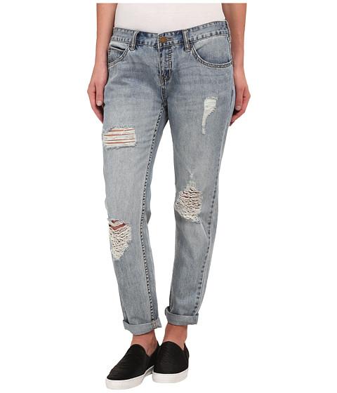 Imbracaminte Femei Billabong New Boy Jeans Light Well Worn