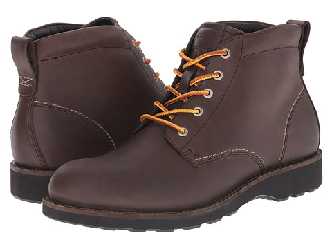 Incaltaminte Barbati ECCO Holbrok Plain Toe Boot Dark Clay