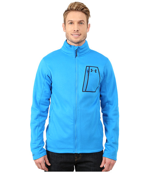 Imbracaminte Barbati Under Armour UA Extreme Coldgear Jacket Blue Jet
