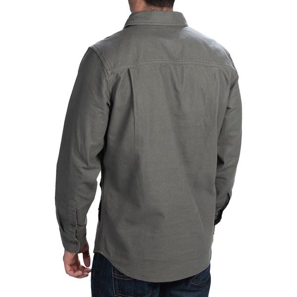 Imbracaminte Barbati Woolrich Tiadaghton Shirt Jacket BLACK (01)
