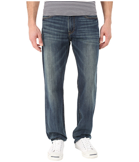 Imbracaminte Barbati Lucky Brand 221 Original Straight Jeans in OL Wilder Ranch Ol Wilder Ranch