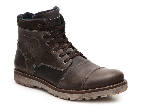 Incaltaminte Barbati Bullboxer Indos Cap Toe Boot Grey