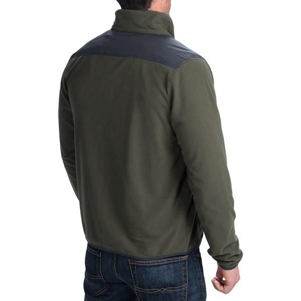 Imbracaminte Barbati Woolrich Trail Blazing Jacket OLIVE (01)