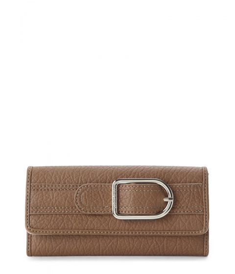 Genti Femei Nine West Tobacco Bristo Flap Wallet Multicolor