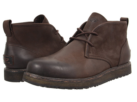 Incaltaminte Barbati UGG Calderwood Stout Leather