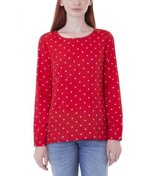 Imbracaminte Femei US Polo Assn Polka Dot Crepe HIGH RISK RED