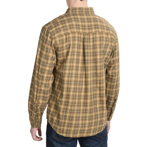 Imbracaminte Barbati Woolrich High Season II Shirt - Long Sleeve CHICORY (01)