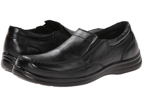 Incaltaminte Barbati Nunn Bush Max Moc Toe Slip-On Black