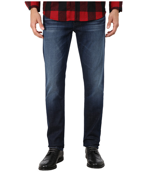 Imbracaminte Barbati Hudson Blake Slim Straight Zip Fly Jeans in Reverb Reverb