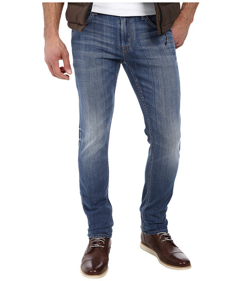Imbracaminte Barbati Hudson Blake Slim Straight Zip Fly in Griffith Griffith