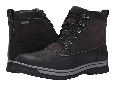 Incaltaminte Barbati Clarks RipwayTrail GTXreg Black Leather