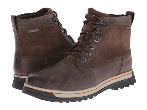 Incaltaminte Barbati Clarks RipwayTrail GTXreg Mushroom Leather