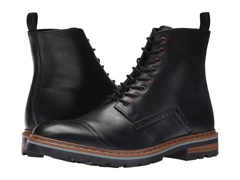 Incaltaminte Barbati Clarks Dargo Rise Black Leather